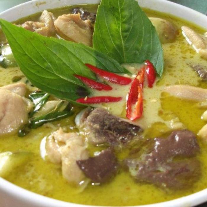 Thai Grün Curry